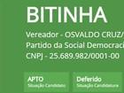 Justiça Eleitoral cassa vereador que fez promessa de show gospel gratuito