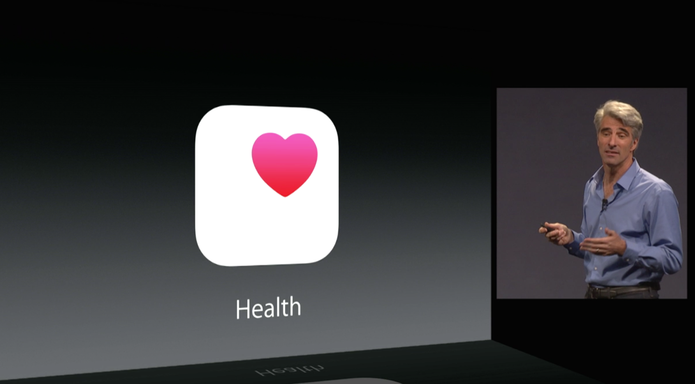 Apple revela Health Kit, novo recurso do iOS 8 (Foto: Reprodução/Apple)