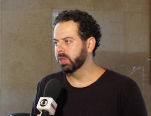 Daniel Nepomuceno fala sobre a polêmica da data do clássico (Foto: Fernando Mantins y Miguel)