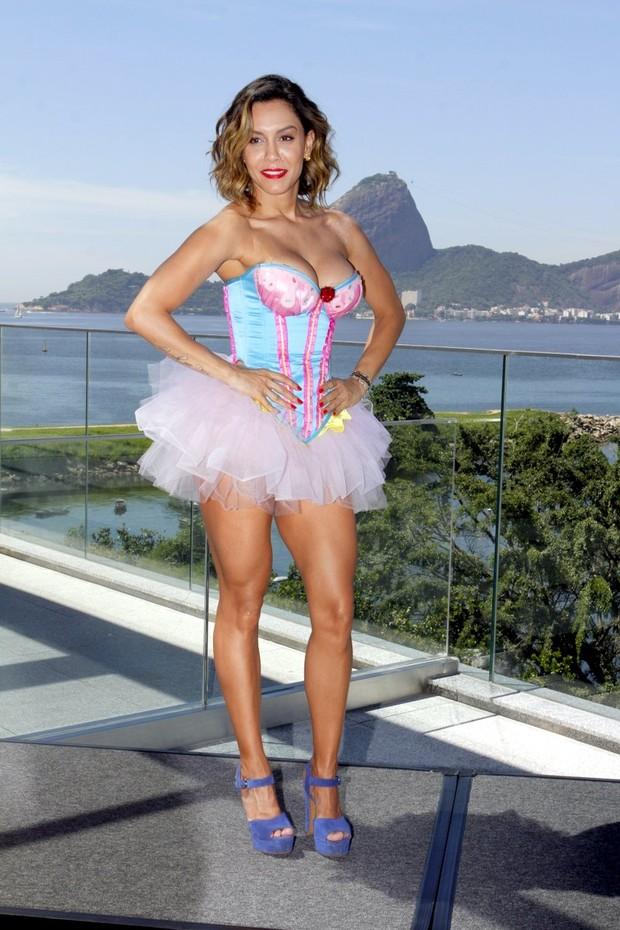 Lia Khey (Foto: Marcos Ferreira / Brazil News)