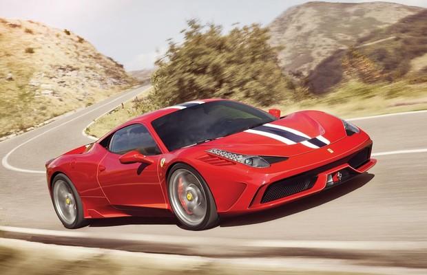 Ferrari 458 Speciale (Foto: Divulgação)