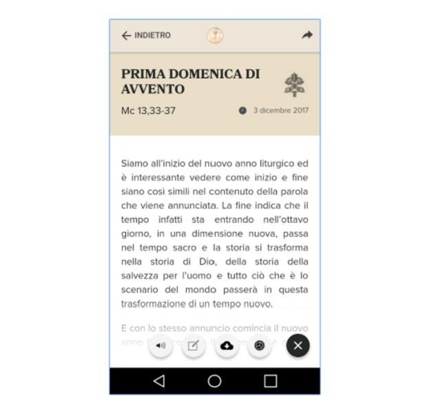 Clerus-App, novo aplicativo do Vaticano (Foto: Reprodução Google Play)