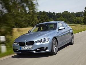 BMW ActiveHybrid 3 (Foto: Divulgação)