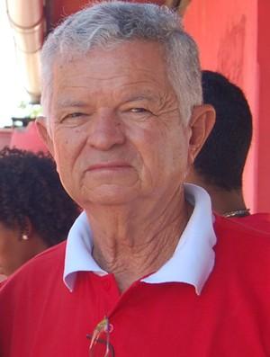 Manoel Demócrito, conselheiro do Auto Esporte (Foto: Renata Vasconcellos / Globoesporte.com/pb)
