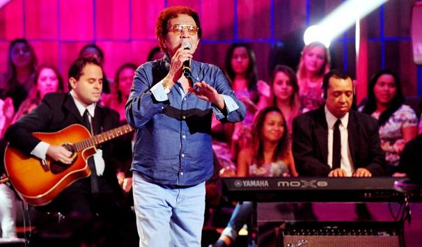 Reginaldo Rossi (Foto: Matheus Cabral/ TV Globo)
