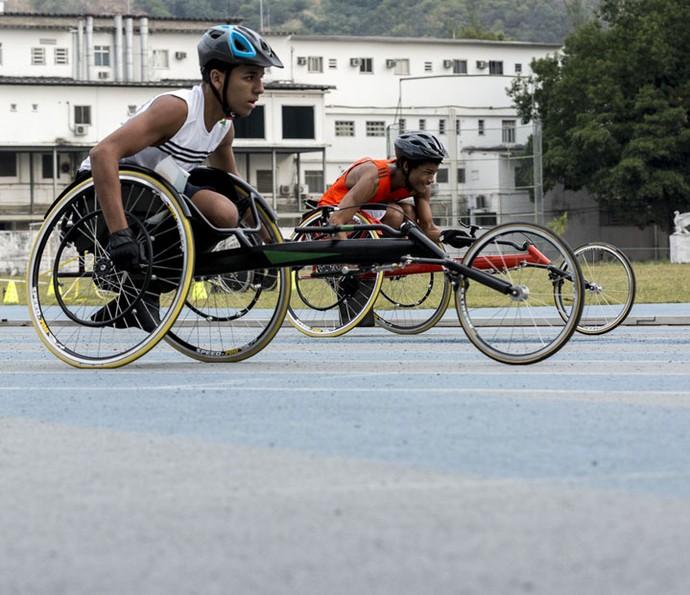 Wesley chegou bem perto e diz que se sente vitorioso (Foto: Ellen Soares/Gshow)