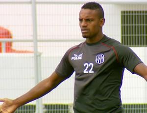 Cleber zagueiro Ponte Preta (Foto: Reprodução / EPTV)