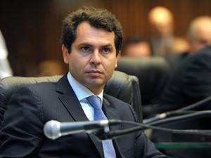 Deputado Alexandre Curi (PMDB) (Foto: Sandro Nascimento/Alep/Divulgação)