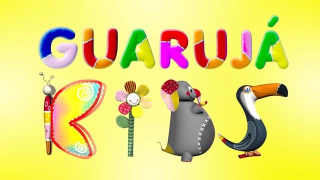 Guarujá Kids acontece pela primeira vez (Foto: Arte / TV Tribuna)