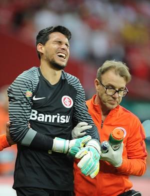 Keiller goleiro do Inter (Foto: Wesley Santos/Agência PressDigital)