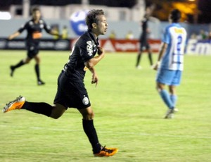 Everton Ribeiro comemora gol de empate do Coritiba com o Londrina (Foto: Divulgação / Coritiba)