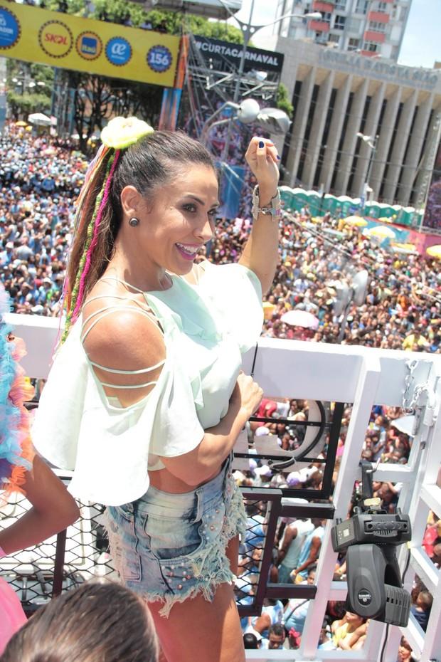 Scheila Carvalho  (Foto: Agnews)