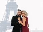 Carol Narizinho é pedida em casamento em Paris: 'Que emoção'