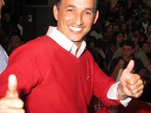 Chumbinho, prefeito eleito de São Pedro da Aldeia (Foto: Divulgação)
