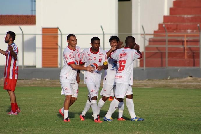Princesa bateu Sul América por 3 a 0, no Gilbertão, em Manacapuru (Foto: Divulgação/Paulo Rogério)