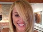 Noiva, Miley Cyrus quer ter filho logo, diz revista