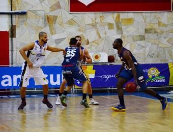 São José Caxias NBB basquete Lineu (Foto: Danilo Sardinha)