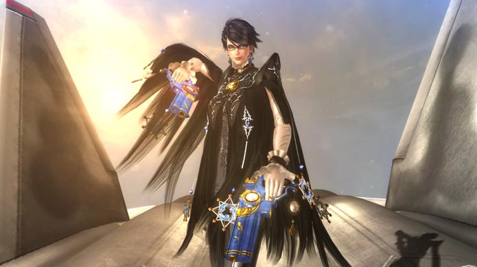 Bayonetta está de volta com sua sensualidade marcante (Foto: Bayonetta está de volta com sua sensualidade marcante)