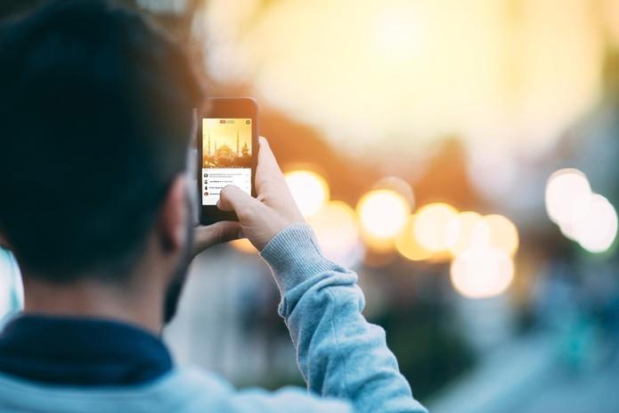 Facebook Live permite gravar vídeos ao vivo na rede social (Foto: Divulgação/Facebook) (Foto: Facebook Live permite gravar vídeos ao vivo na rede social (Foto: Divulgação/Facebook))