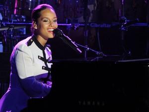 Alicia Keys (Foto: AP)