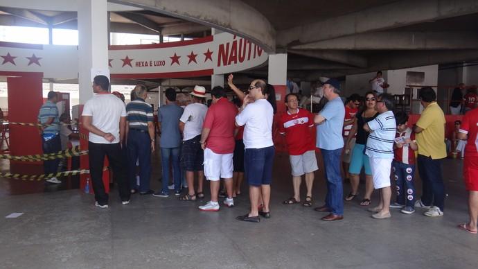 Eleição Náutico (Foto: Thiago Augustto)