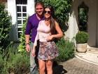 Thor Batista completa 5 meses de namoro: 'Enchendo corações de amor'