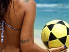 'Fenômena': Paula Morais faz homenagem a Ronaldo em rede social