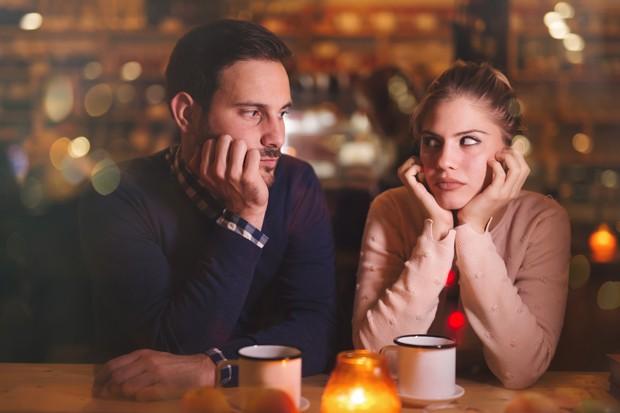 Hashtag sobre encontros ruins viraliza nas redes sociais (Foto: Thinkstock)