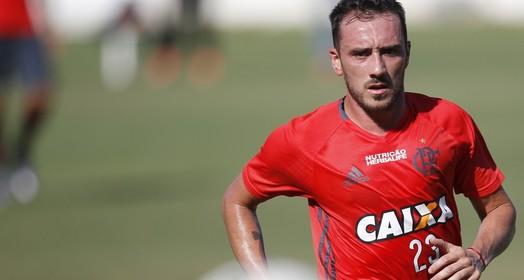 o gringo vem aí (Gilvan de Souza / Flamengo)