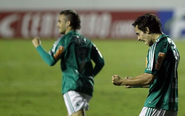 Valdivia e Maikon Leite Palmeiras (Foto: Wander Roberto/VIPCOMM)