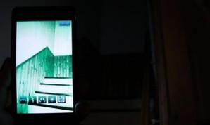 Câmera de visão noturna