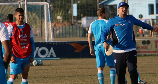 fala aí (André Palma Ribeiro/Avaí FC)