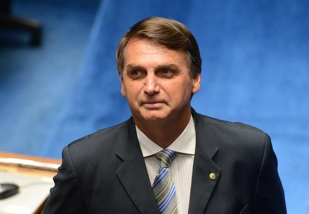 Jair Bolsonaro (Foto: Agência Brasil)