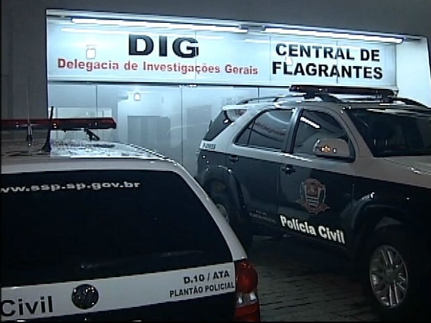 Empresário é preso em Araçatuba suspeito de torturar enteada de 2 anos (Foto: Reprodução/TV TEM)