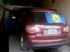 Carro com placa da Argentina é apreendido na BR-040, na Grande BH
