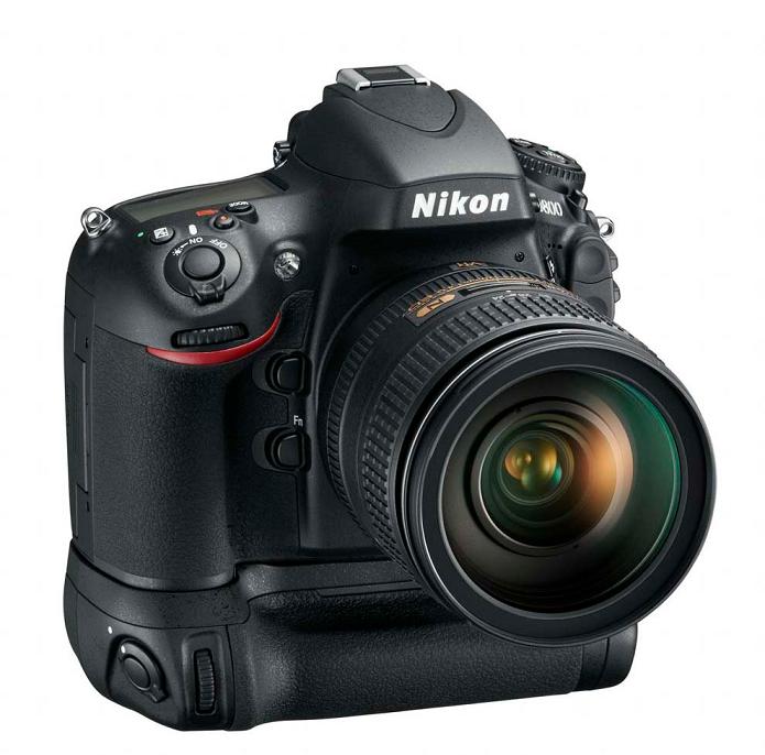 D800: a câmera tradicional (Foto: Divulgação/Nikon)