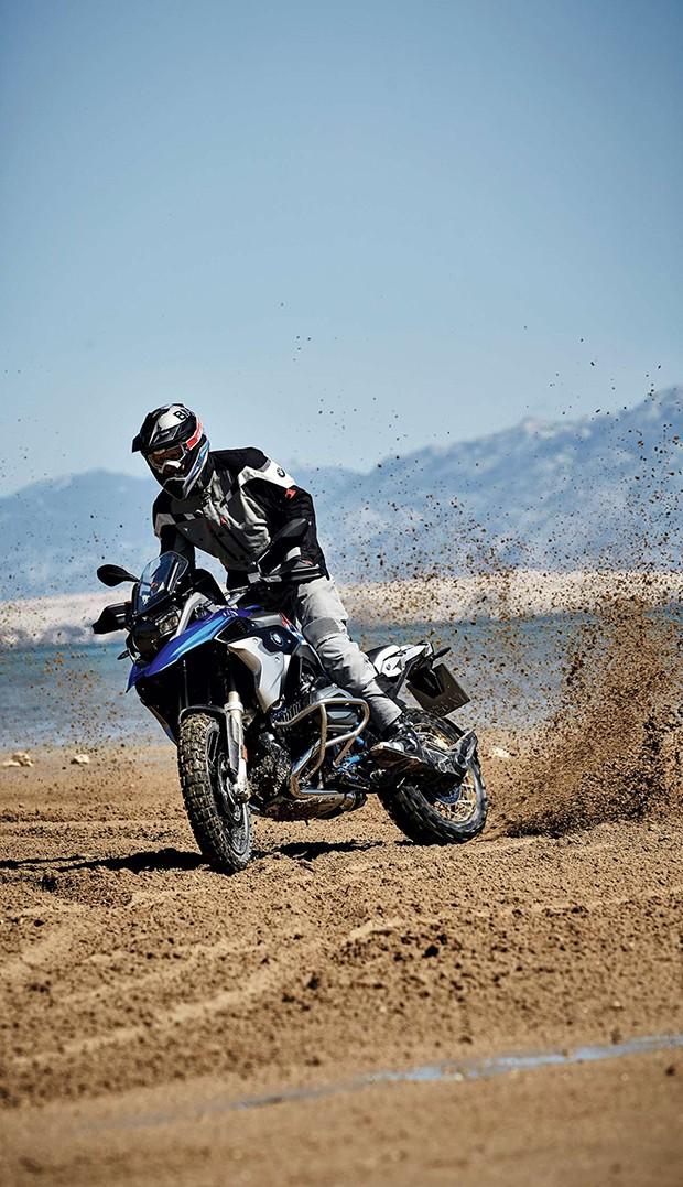 Moto BMW R 1200 GS  (Foto: Divulgação)