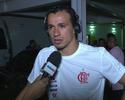 Damião vibra com chance de jogar, mas deixa no ar o futuro no Flamengo