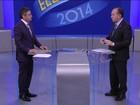 Aécio Neves teria recebido ajuda da Odebrecht em debates de 2014
