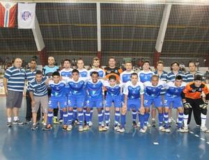 Copa Federação: Título do Suzano (Foto: Thiago Fidelix /Glopoesporte.com)