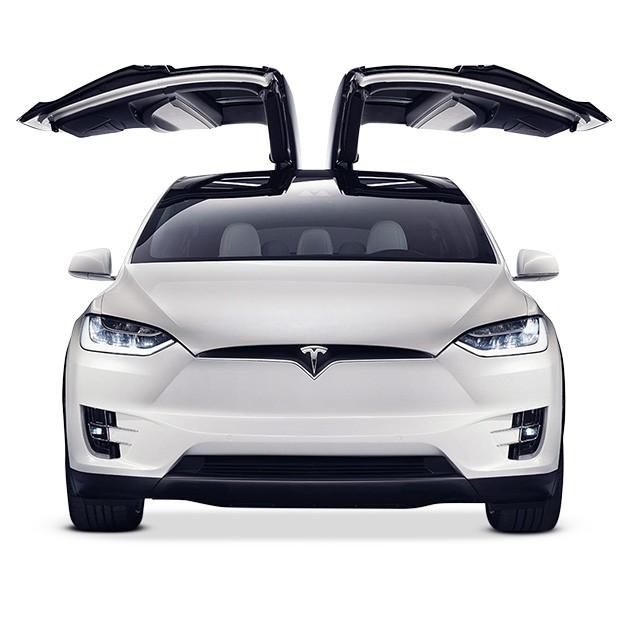 Tesla model X (Foto: Divulgação)