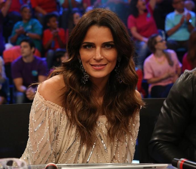 Fernanda Motta (Foto: Carol Caminha / Gshow)