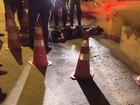 Homem morre após ser atingido no pescoço por uma escada em São Luís