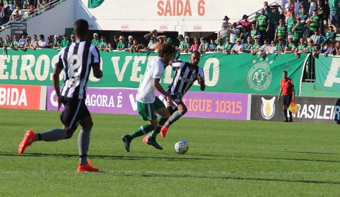 Hyoran Chapecoense (Foto: Giba Pace Thomaz/Chapecoense)