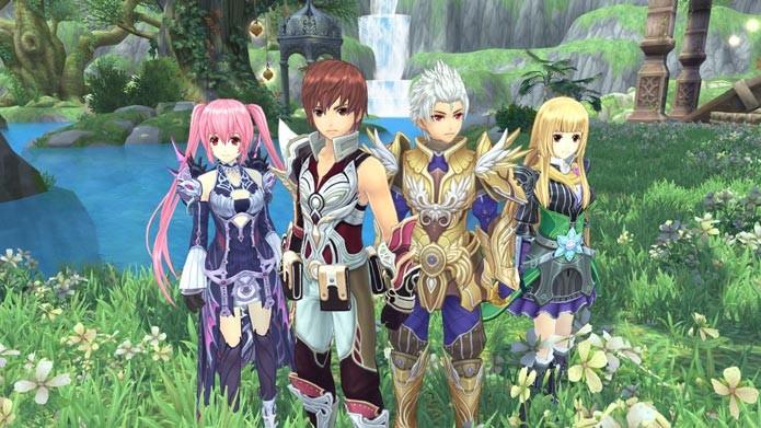 Aura Kingdom tem combate focado na ação e está disponível no Steam (Foto: Divulgação/Steam)