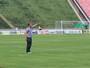 """Técnico exalta comprometimento do time em """"jogo importante"""" contra UEC"""