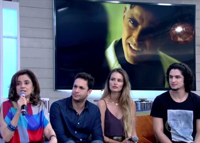 Elenco Verdades Secretas (Foto: TV Globo)