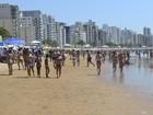 'Guarapari é praia de Minas Gerais', brinca turista no Espírito Santo