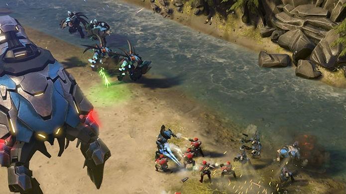 Halo Wars 2 só é recomendado para quem busca muito um RTS para consoles (Foto: Divulgação/Microsoft)