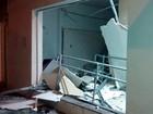 Grupo armado com fuzis explode caixa eletrônico no interior de SP